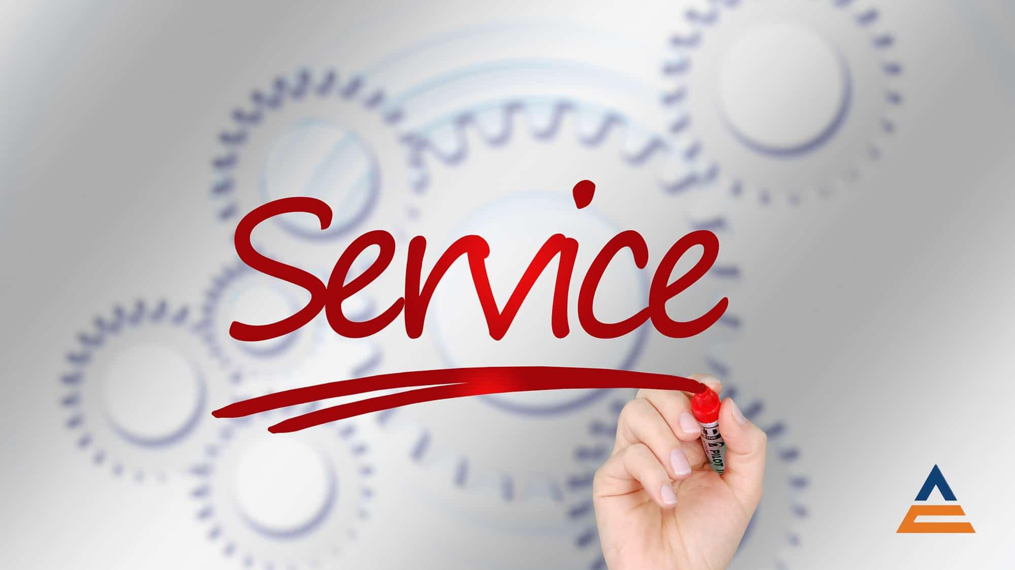 Dienstleistersteuerung